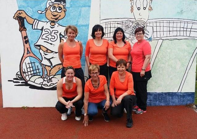 équipe dames 2L JS Catherine