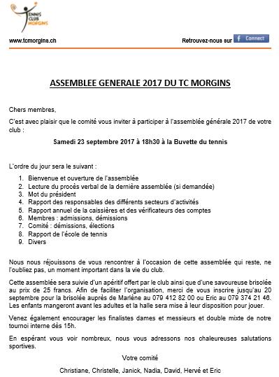 lettre AG 2017 image