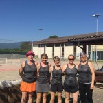 équipe dames 2L daniela